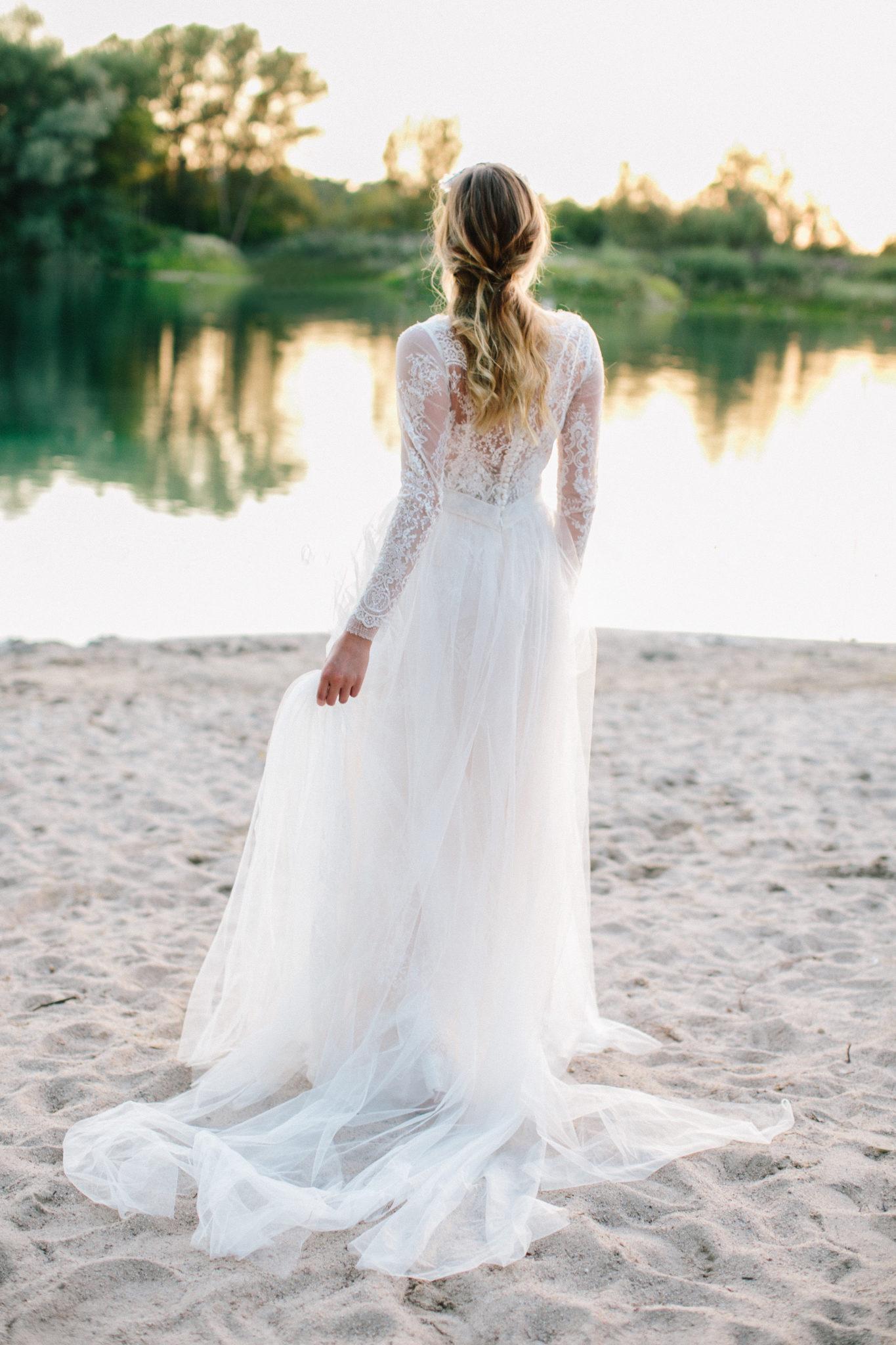 Atemberaubend Online Vintage Brautkleider Galerie - Hochzeit Kleid ...