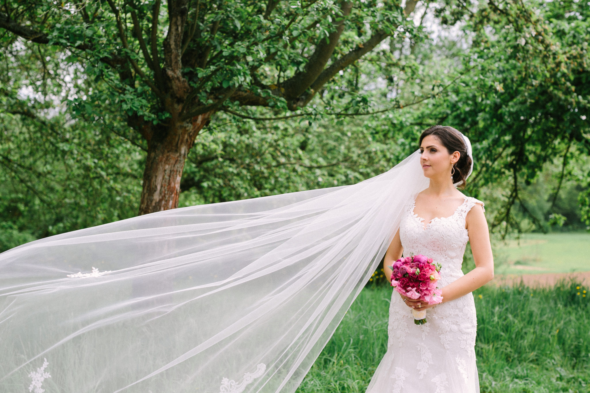 Brautinterview mit Nicolina