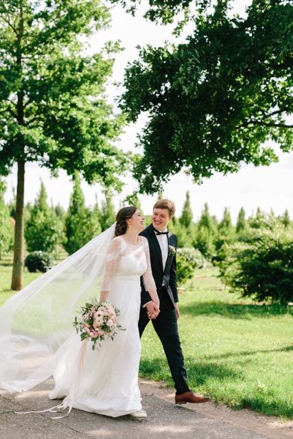 Brautinterview die Erste