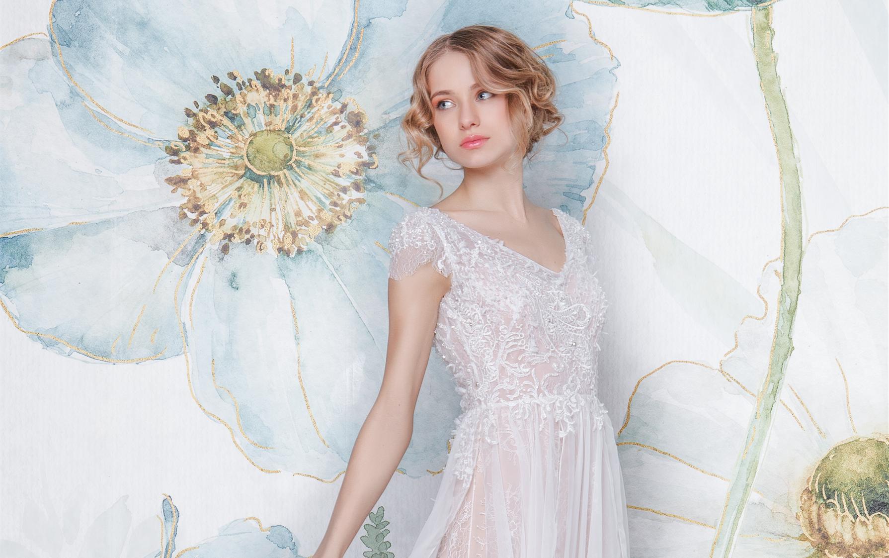Traumhafte Brautmode im Vintage- & Bohemian-Stil bei Jolie Fashion & Braut