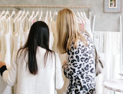 Begleitpersonen beim Brautkleidkauf – Fluch oder Segen?