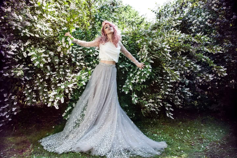 Couture Brautmode von Sylwia Kopczynska
